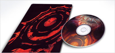 Urknall Production - Booklet und CD-Cover